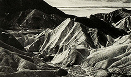 Landscape by Ansel Adams